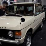 NEC Classic Motor Show 2018 - Range Rover