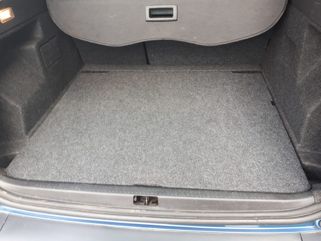 2010 Renault Clio Estate - Boot Space