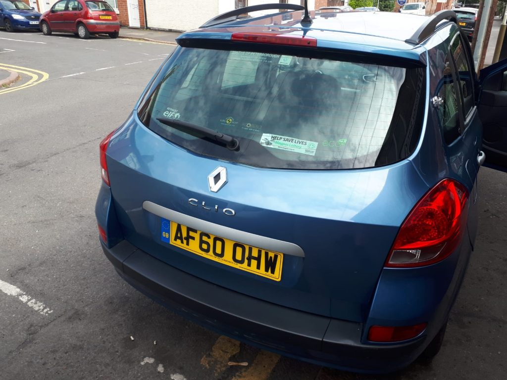Renault Clio For Sale - Rear