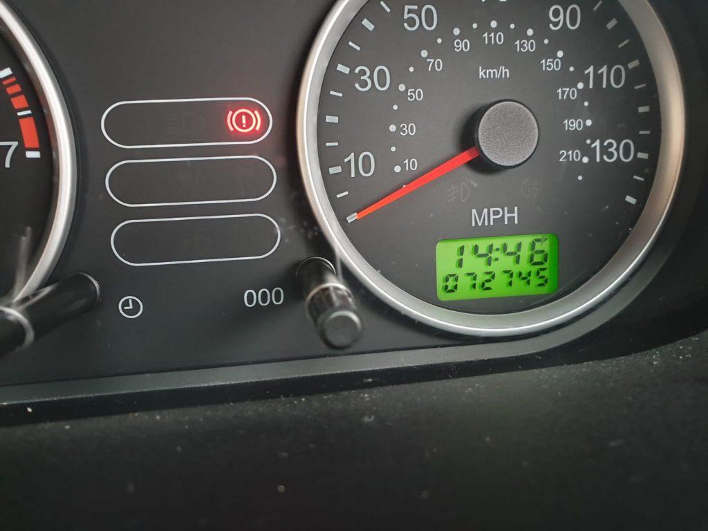 For Sale - Ford Fiesta 2005 - Dash