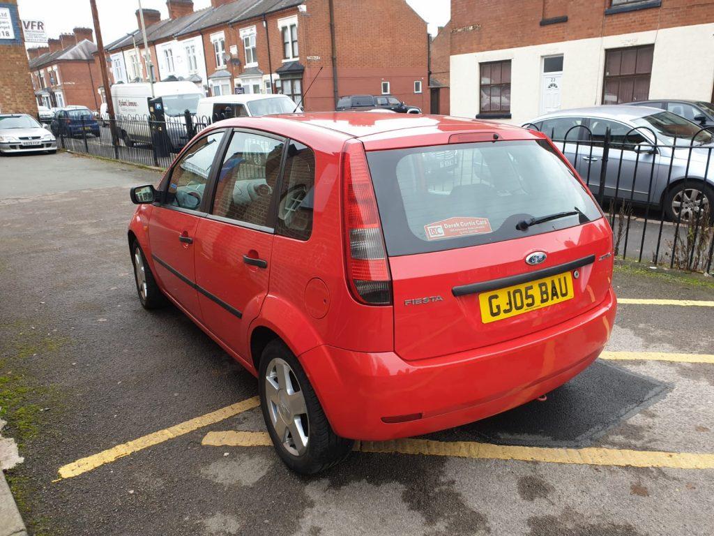 For Sale - 2005 Fiesta Hatchback - rear
