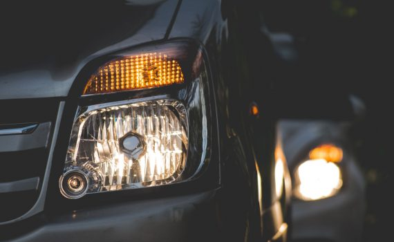 Car Headlights and Side Lights Explained
