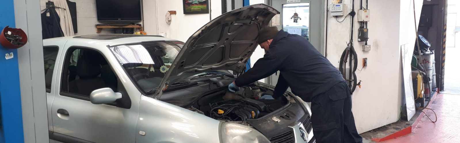VFR Motors Currently Still Open For Car Repairs In Lockdown