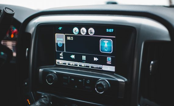 Don't try turning up the radio to fix strange car noises