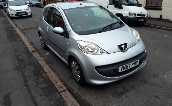 2007 Peugeot 107 Urban - for sale