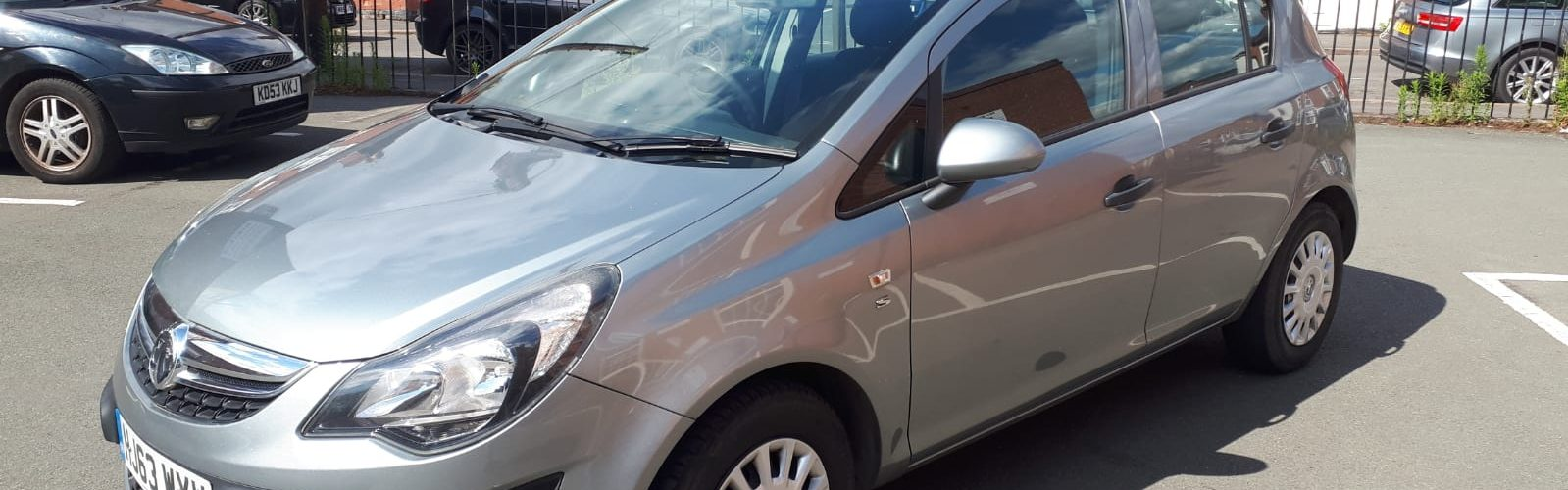 Leicester Second Hand Cars - 2013 Vauxhall Corsa